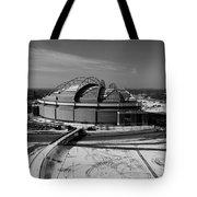 miller park - B - W Tote Bag