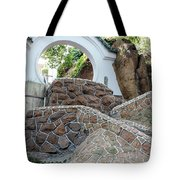 Qingdao Moon Gate Tote Bag