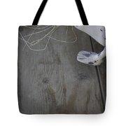 Quack Quack Tote Bag by Danielle Allard