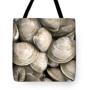 Barnstable Harbor Quahogs Tote Bag