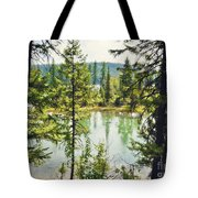 Quaint Tote Bag