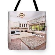Quaint Kitchen Tote Bag
