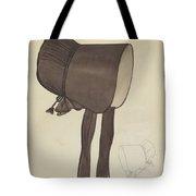 Quaker Bonnet Tote Bag