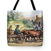 Quakers, 1776 Tote Bag