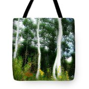 Quaking Tote Bag