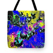 Quantiza 1 Tote Bag by Eikoni Images