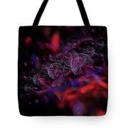 Quantum Bubbles Tote Bag