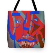 Quantum Grey Tote Bag