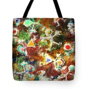 Quantum Humans Tote Bag