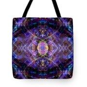 Quantum Orb Tote Bag