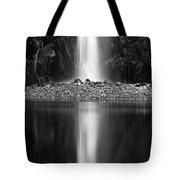 Quarry Waterfall Tote Bag