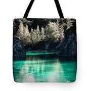 Quarry Waters Tote Bag