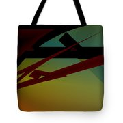 Quarter Tote Bag