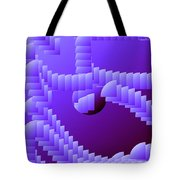 Quarter Shell Tote Bag