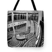East Berlin Analog Sound Tote Bag by Silva Wischeropp