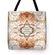 Quartz And Pyrite Tote Bag