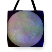Quartz Crystal Ball Tote Bag