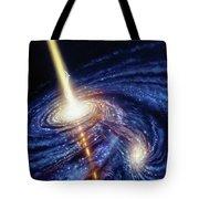 Quasar-b Tote Bag