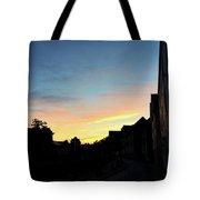 Quayside Sunrise 4 Tote Bag
