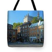 Quebec City 46 Tote Bag