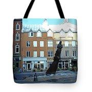 Quebec City 48 Tote Bag
