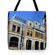 Quebec City 50 Tote Bag