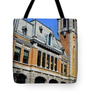Quebec City 51 Tote Bag