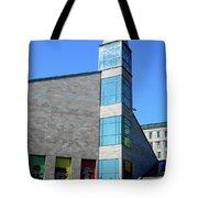 Quebec City 52 Tote Bag