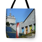 Quebec City 53 Tote Bag