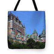 Quebec City 59 Tote Bag