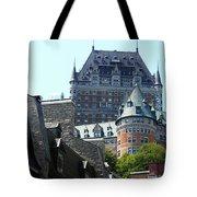 Quebec City 60 Tote Bag