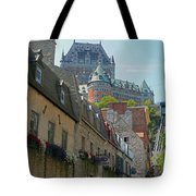 Quebec City 62 Tote Bag