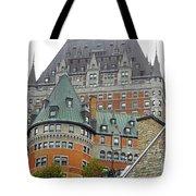 Quebec City 65 Tote Bag