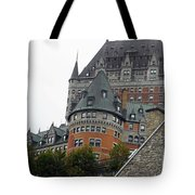 Quebec City 66 Tote Bag