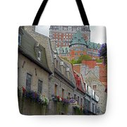 Quebec City 67 Tote Bag