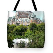 Quebec City 68 Tote Bag