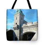 Quebec City 72 Tote Bag