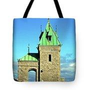 Quebec City 74 Tote Bag