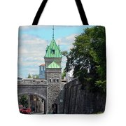 Quebec City 82 Tote Bag