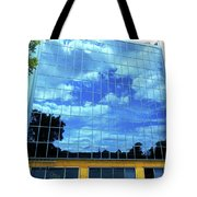 Quebec City 83 Tote Bag