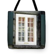 Quebec City Windows 47 Tote Bag