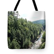 Quechee Gorge Tote Bag