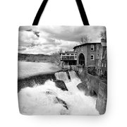 Quechee's Thaw Tote Bag
