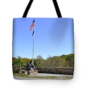 Quecreek Mine Rescue Memorial Tote Bag