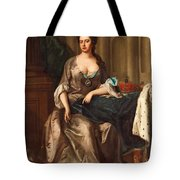 Queen Anne Og England Represented  Tote Bag