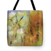 Queen Anns Lace Tote Bag