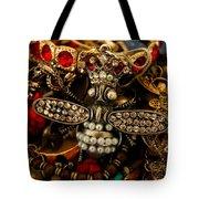 Queen Bee Tote Bag by Susan Vineyard