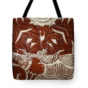 Queen Esther - Tile  Tote Bag
