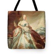 Queen Juliane Marie Of Denmark Tote Bag