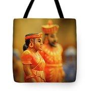 Queen  King Tote Bag